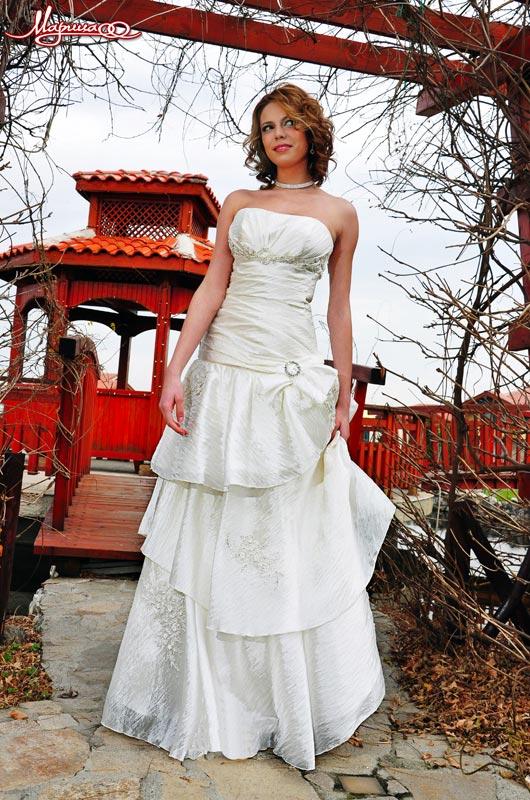 Свадебное платье Анастасия - Распродажа свадебных платьев - салон